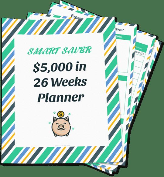 Smart Saver Planner