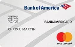 BankAmericard Credit Card For Students