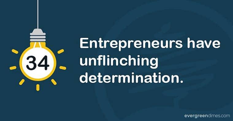 Entrepreneurial Personality Traits
