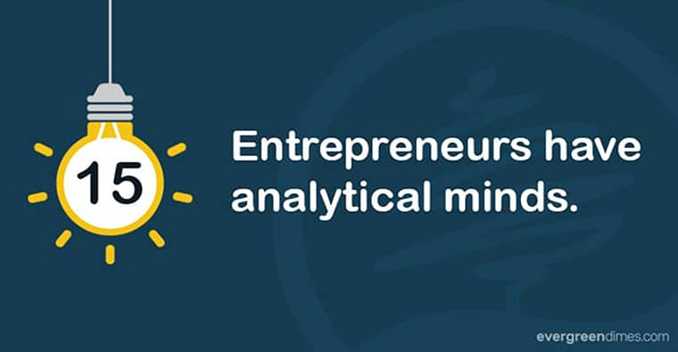 Entrepreneurs Take Calculated Risks