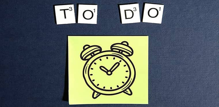 Four Ways To Increase Productivity
