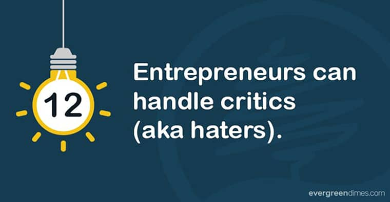 How Entrepreneurs And Employees Differ