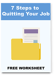 Free Job Quitting Guide