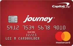 Journey Student Credit Card From Capital One