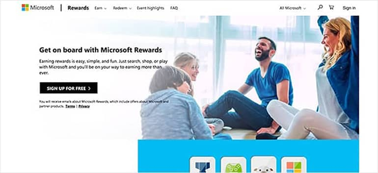 Microsoft Rewards Sites Like Survey Junkie