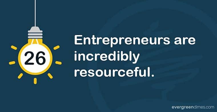 Personal Attributes Of An Entrepreneur