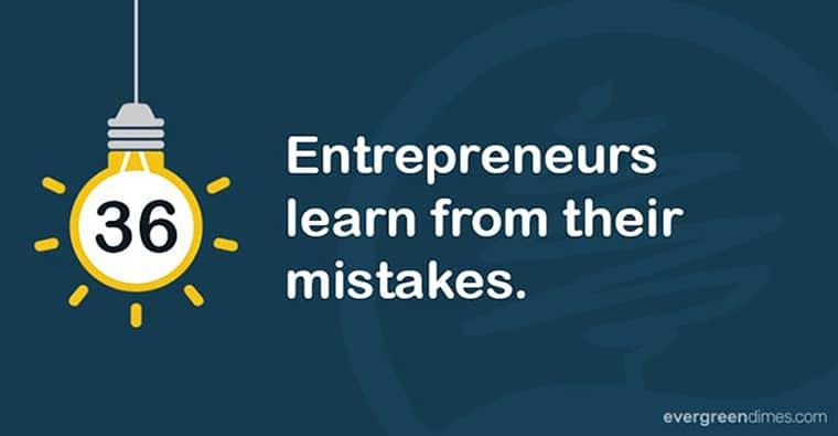 Personal Characteristics Of An Entrepreneur