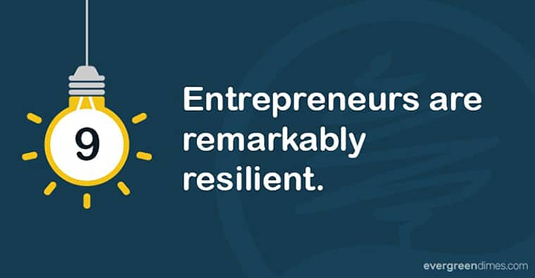 Personal Characteristics Of Entrepreneurs