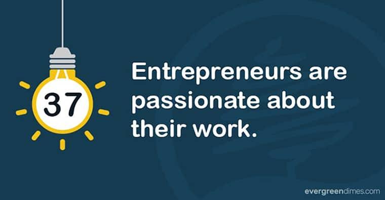 Personality Traits Of Entrepreneurs