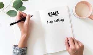 Poor People Have No Goals