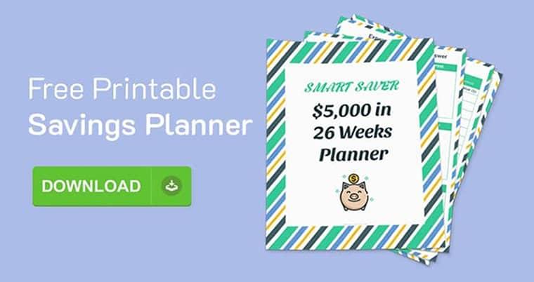 Save 5000 In 26 Weeks