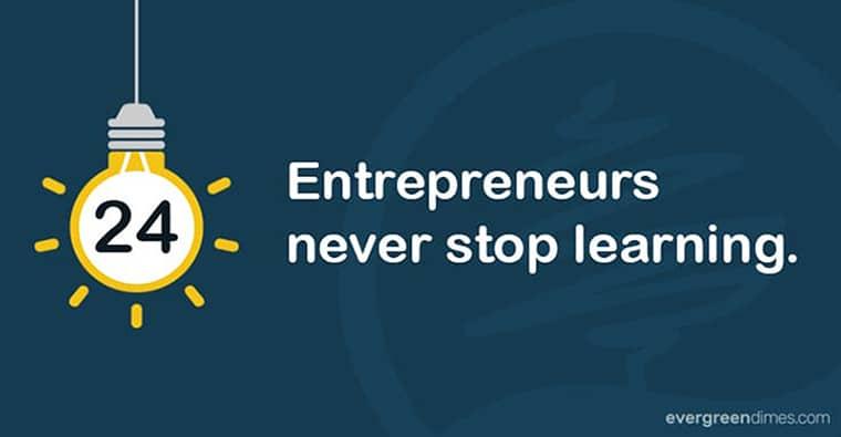 Skills Entrepreneurs Need