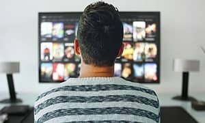 Stay Poor By Watching TV