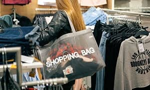 Stay Poor Shopping For Clothes