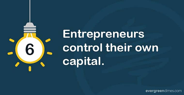 Why Entrepreneurs Are Different